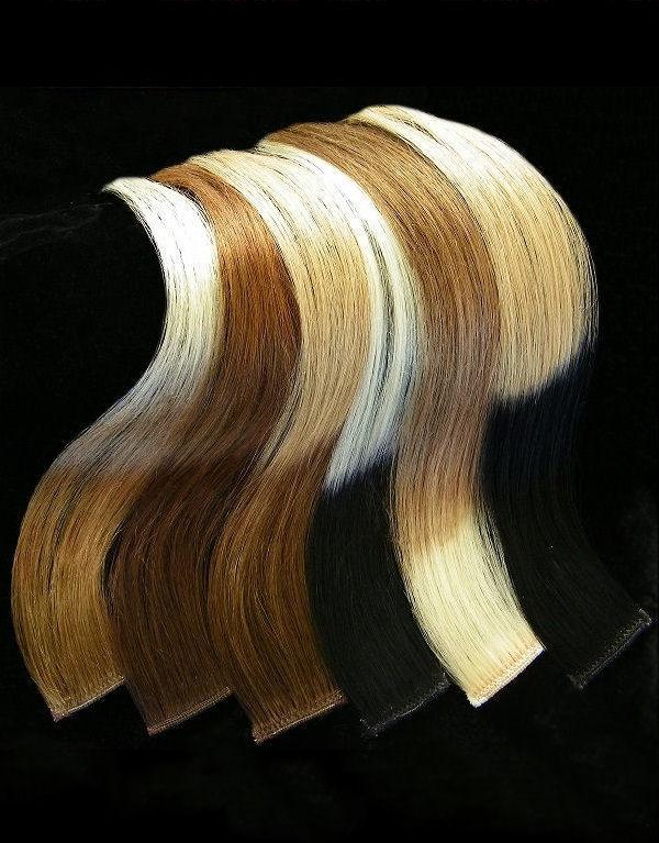 Ombré Hair Clip-in-Extension 40x04